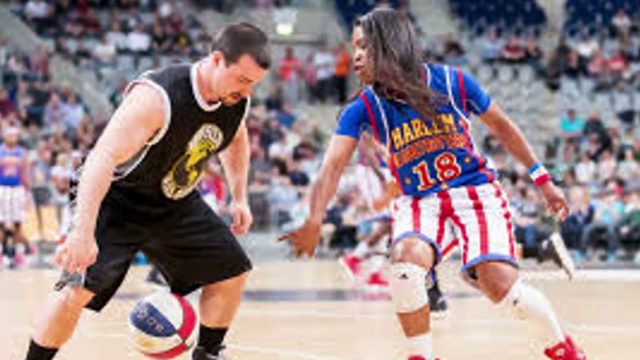 Can't Travel? Here Are 5 Photos of the Harlem Globetrotters