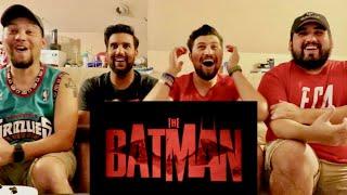 THE BATMAN, WW84, JUSTICE LEAGUE (SNYDER CUT) - Trailer REACTION
