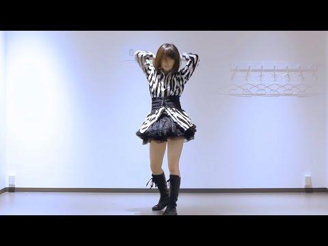 AKB48 岩田華怜 Dance Cover Persecution Complex Cellphone Girl 被害妄想携帯女子(笑) Iwata Karen