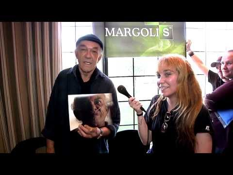 Mark Margolis  with Bridget Machete