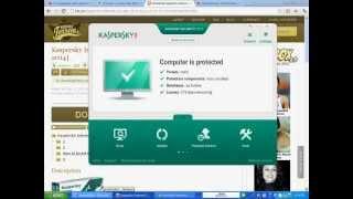 Kaspersky Internet Security 2012,2013 keys(365 days)