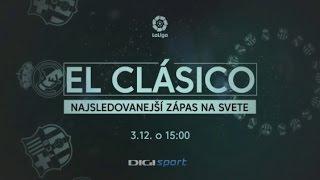 El Clásico na DIGI Sport