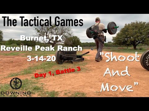 The Tactical Games, Burnet TX Day 1 Battle 3