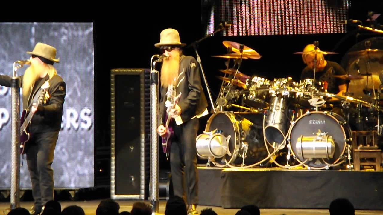 Casino Rama Zz Top 2017