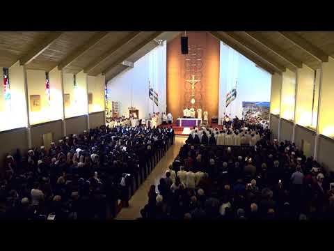 Mass of Christian Burial: Bishop Emeritus of the Diocese of Orange Dominic Mai Luong