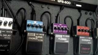 Pedal Super Chorus Groovin CH-700