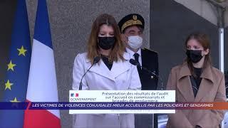 Yvelines | Les victimes de violences conjugales mieux accueillies par les policiers et gendarmes