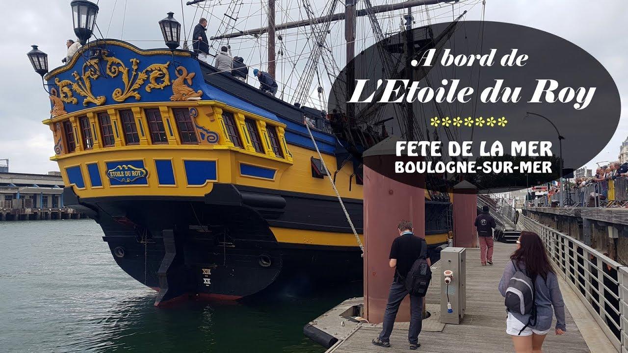 Les Vadrouilleurs A Bord De Letoile Du Roy
