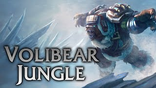 League of Legends | Northern Storm Volibear Jungle - Full Game Commentary