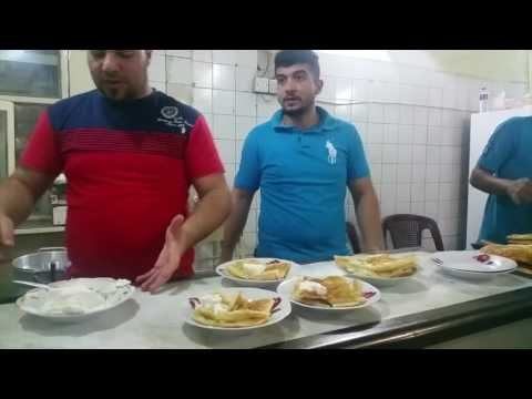THE IRAQ BREAKFAST FOOD - KAHI //