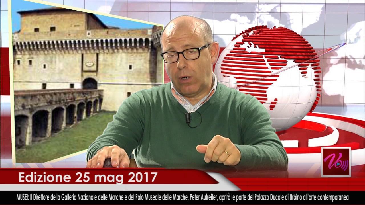 Notizie Senigallia WebTv del 25 05 2017