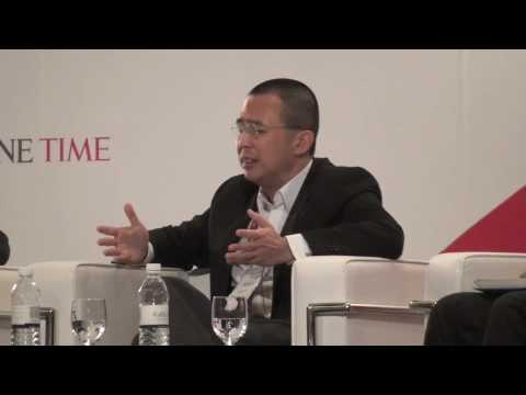 APEC SME Summit - Richard Li PCCW