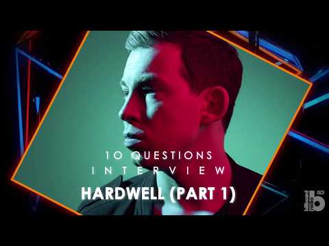 Hardwell Interview [Part 1: Tour in China, Hardwell & Friends, working with Quintino]