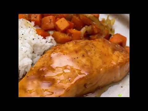 recette-de-saumon-laqué-au-sirop-d'érable-by-quitoque