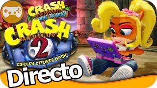 Crash Bandicoot 2 N Sane Trilogy  Gemas!! Epsilongamex