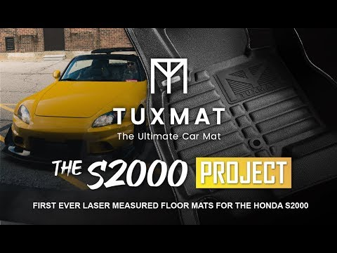 The S2000 Product - Custom Fit Floor Mats By TuxMat