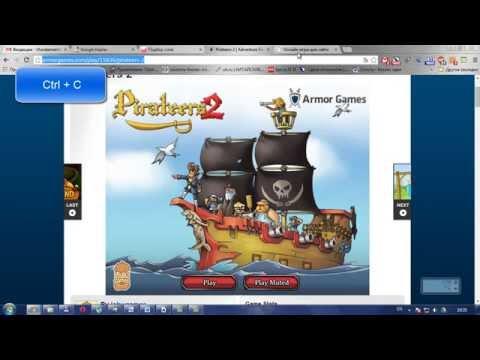 Как скачать флеш игру на компьютер с сайта за 30 секунд