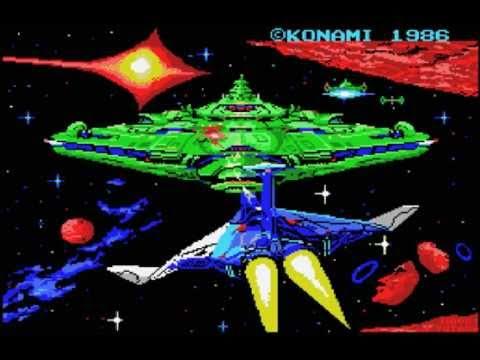 MSX Longplay [001] Nemesis