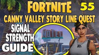 Fortnite Save The World Mission Auto Ending Fortnite Save The World Canny Valley Story Mission It S Showtime Mission 18 Netlab