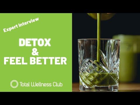 How To DETOX Your Body | At Home | With Skip Archimedes