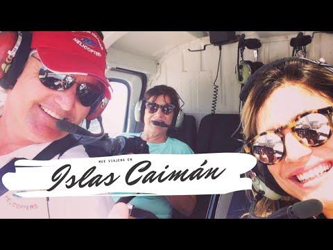 Sobrevolando Islas Caimán - Imágenes increíbles