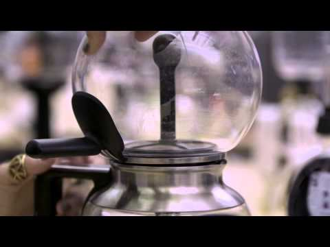 The Siphon Coffee Brewer | KitchenAid
