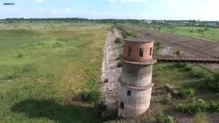 Заброшенное Октябрьское водохранилище