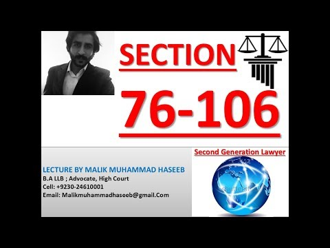 section 106 ipc