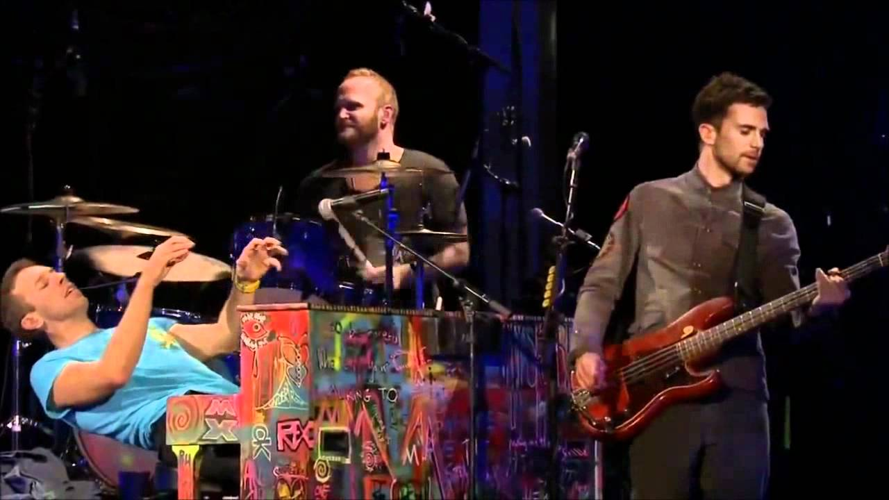 Download Coldplay - Politik (Subtitulada español Madrid UNSTAGED).wmv