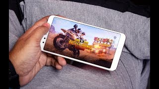Mi A2 High Graphics Gaming Review   PUBG, Asphalt 9, Benchmark, Battery & Heating Test