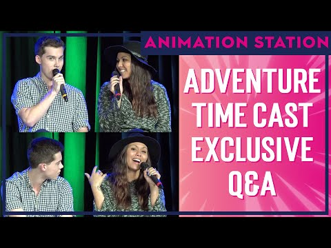 Adventure Time Panel on Friday at Magic City Comic Con 2015