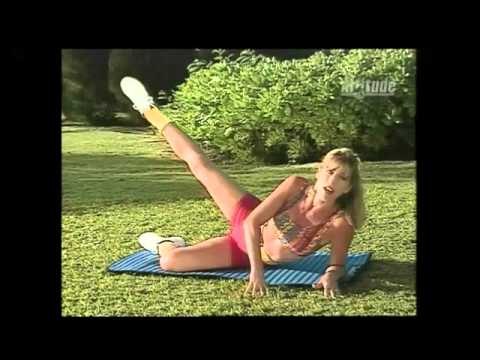 Excited too sexy denise austin