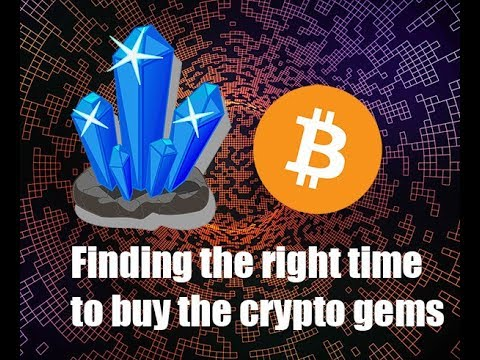 Crypto Gems and the right time to buy, resources to find them
