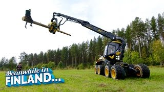 Video FOREST MACHINE RODEO - Meanwhile In Finland EP 1 | Dudesons download MP3, 3GP, MP4, WEBM, AVI, FLV November 2017