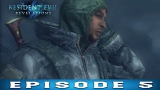 Resident Evil: Revelations Episode 5 Secrets Uncovered Gameplay Walkthrough [P