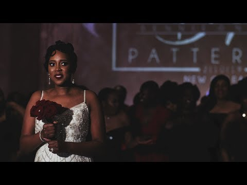 black-love-gets-no-better,-amazing-wedding-vows-&-family-toast-heart-warming-first-look