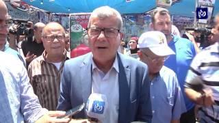 الاسرى المضربون عن الطعام يعلقون إضرابِهم الذي استمر أربعين يوما