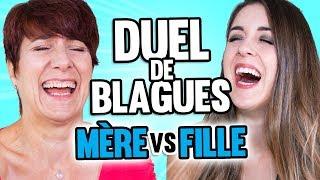 DUEL DE BLAGUES MÈRE VS FILLE | DENYZEE