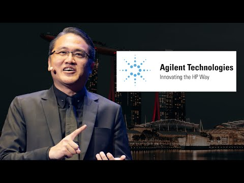 Clemen Chiang on Agilent Technologies Inc (NYSE:A) → Good Chairman Spike