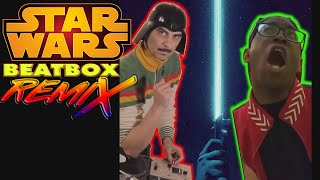 Verbal Ase - Star Wars Beatbox Remix (Feat. Mr. Sox)