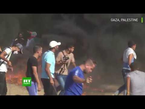Palestine : au moins 2 morts lors des manifestations de la Grande marche de retour
