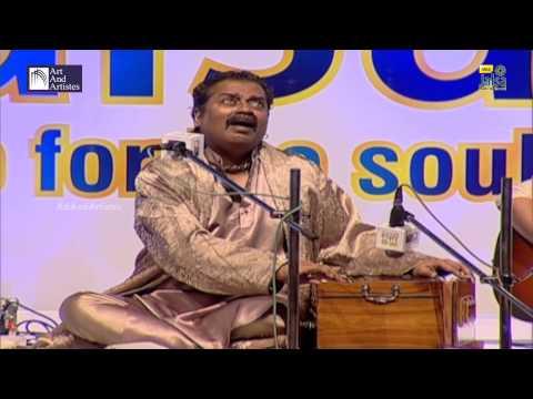 Hariharan | Sheher Dar Sheher | LIVE | Hindustani Classical | Idea Jalsa | Art and Artistes
