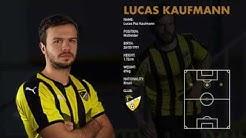 Lucas Kaufmann - FC Honka - 2018 - AGN Football