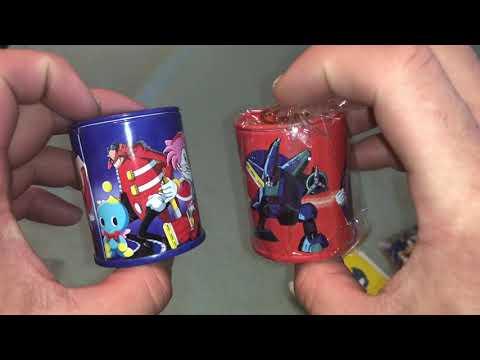 Treasure Hunting Sonic - Sonic School Supplies