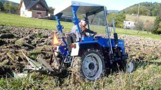 TRACTOR STS T204 4WD