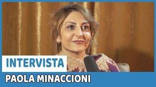 PAOLA MINACCIONI parla del debutto alla regia e del film Cosa Ci Dice il Cervello