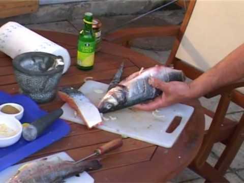 how to make tandoori fish