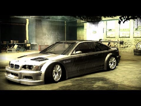 Need For Speed Most Wanted Black Edition Bmw M3 Gtr Youtube