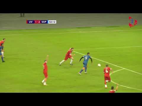 Highlights: Liverpool 2-2 Singapore - 16 November 2019