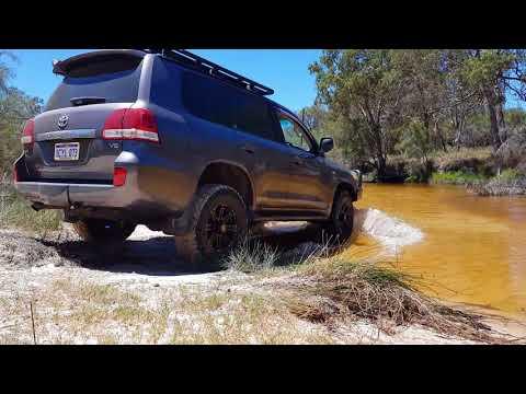 Exploring Moore River Western Australia